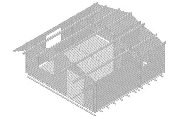 Artybel-Casas-de-Madera-45mm-Venta-6x6-WC-01