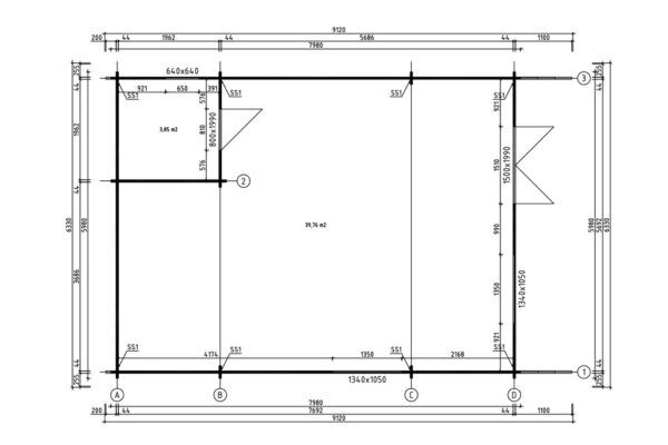 Artybel-Casas-de-Madera-45mm-Venta-6x8-WC-44-ISO-02