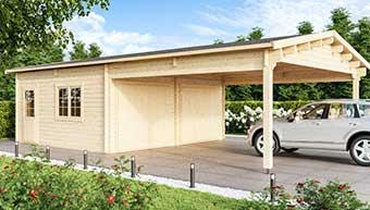 Garajes-y-cocheras-Artybel-Casas-de-Madera